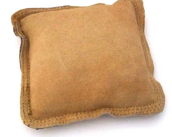5 Inch Square Sandbag for Stamping-Chasing Etc.  New Lower Price