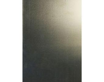 "Nickel Silver Sheet 24ga 6"" x 3"" 0.51mm Thick New Lower Price"