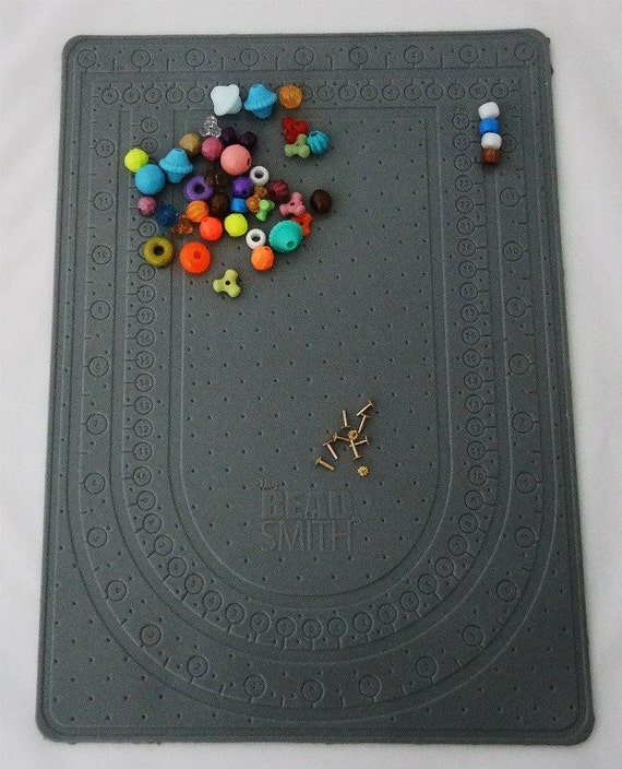 Xl Two Sided Bead Board On One Side Sticky Bead Mat On