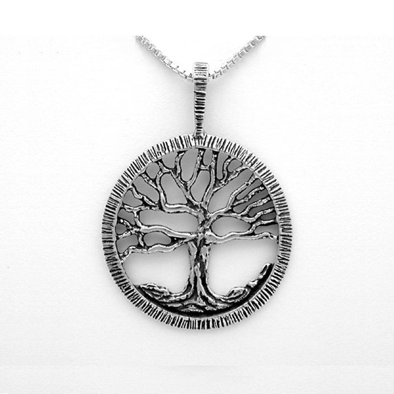 Kabbalah Tree Of Life Pendant / This tree of life is a powerful.