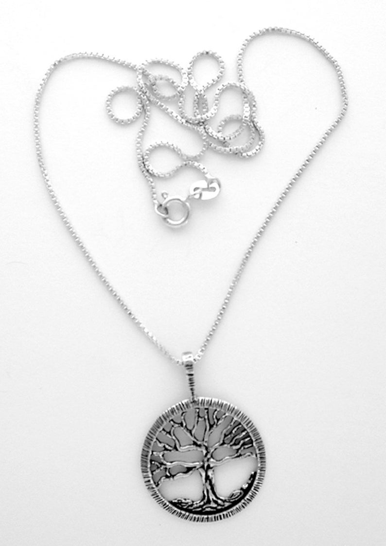 Silver Kabbalah Tree Of Life Chain Sterling Silver Tree Of Life Pendant Silver Tree Of Knowledge How do you ascend the kabbalah tree of life? silver kabbalah tree of life chain