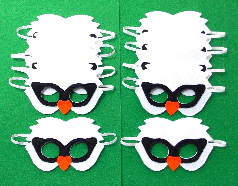 Swan Masks Party Pack 10 Masks Kid s Mask Swan