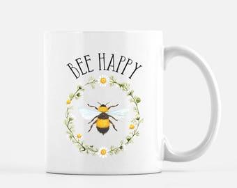 Bee mug | Etsy