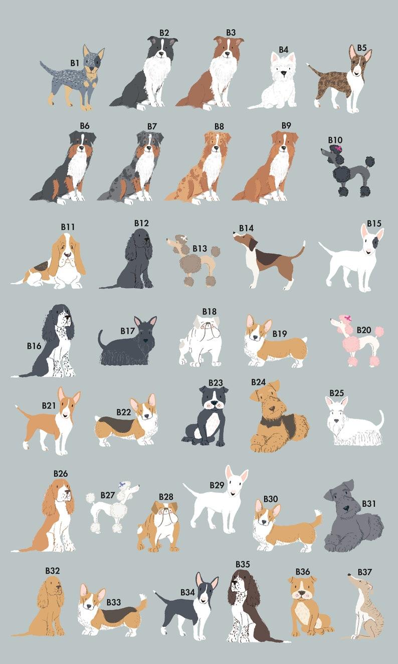 Pet Mat Decorative Dog Bowl Mat Personalized Placemat for Dogs Pet Food Mat Dog Gift Custom Pet Mat Dog Gifts Dog Custom Dog Mat