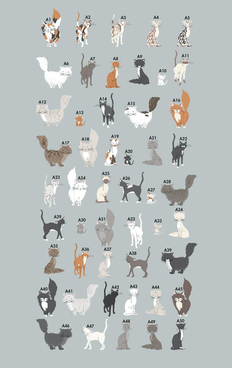 Pet Mat Decorative Cat Bowl Mat Personalized Placemat for Cats Pet Food Mat Cat Gift Custom Pet Mat Cat Gifts Cat Custom Dog Mat