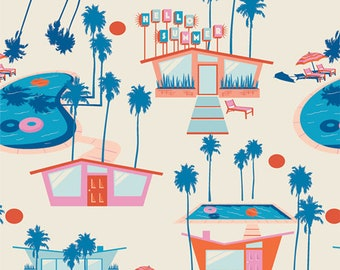 Hello Summer Fresh, Sunburst Collection Art Gallery Fabric Choose your cut, Cotton Quilt Fabric