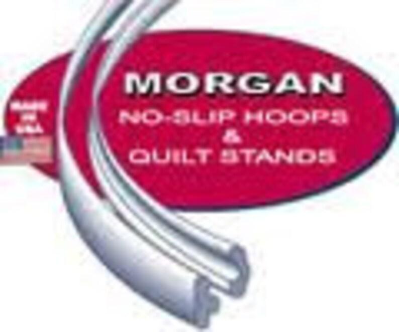 7 Morgan No Slip Hoop Punchneedle hoop