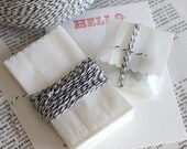 NeW SiZe ... GLaSSiNe eNVeLoPeS aND TWiNe