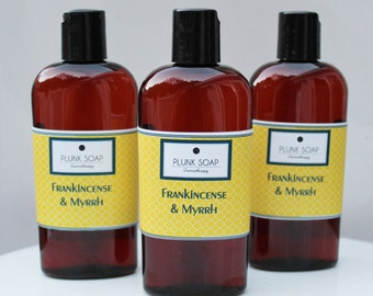 Frankincense and Myrrh Body Wash