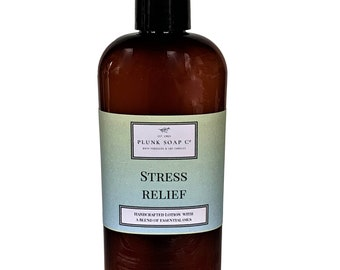 Eucalyptus and Spearmint scented lotion: Essential Oils, Aromatherapy, Hand cream, Skin Care, Moisturizer, body lotion, beauty product