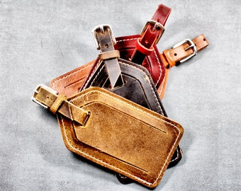 Personalized Luggage Tag Leather Luggage Tag Travel Accessories travel Tags Personalized Mr and Mrs Luggage Tag Custom Luggage Tag Gift