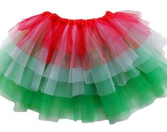 5K Tutu Marathon Tutu Rainbow Tutu- Color Run Tutu Foam Dance Fun Run Tutu - Race Tutu -Halloween tutu- Adult Tutu Running Tutu