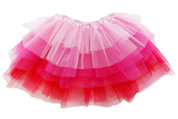 Valentine S Day 6 Layer Tutu Skirt Kid Adult Or Plus Etsy