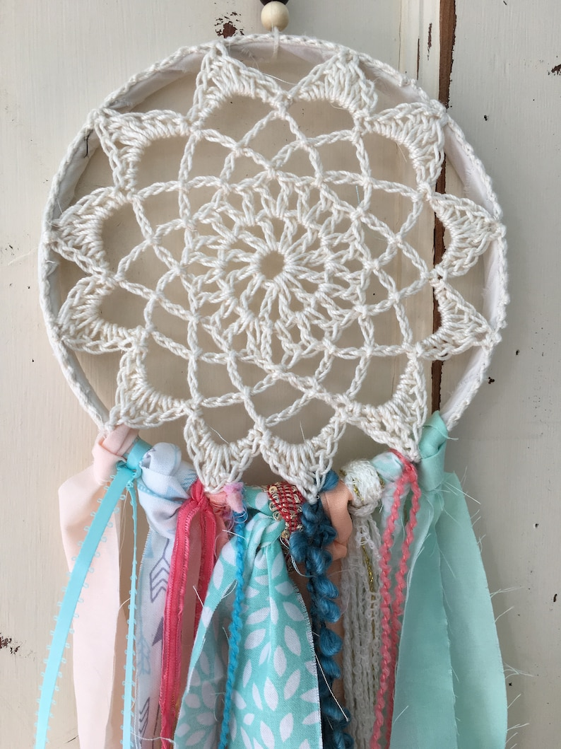 Dream Catcher for Party or Room Decor YOUR theme colors. image 0