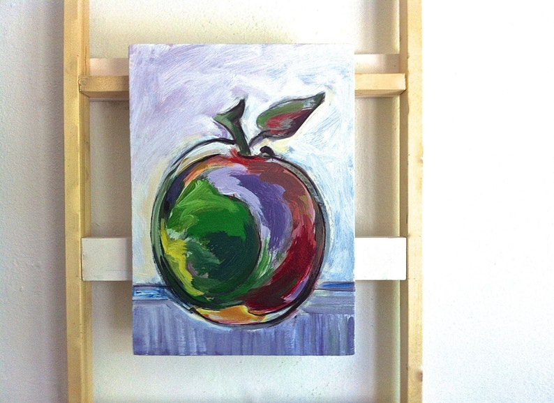 Why Do Students Give Teachers Apples... McIntosh Apple image 0