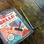 "Gelli Arts 8x10"" durable monoprinting gel plate"