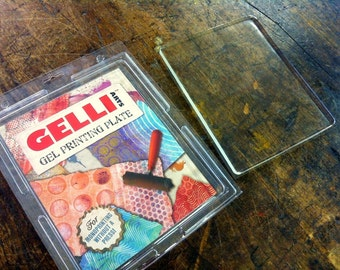 "Gelli Arts 8x10"" durable monoprinting gel plate"