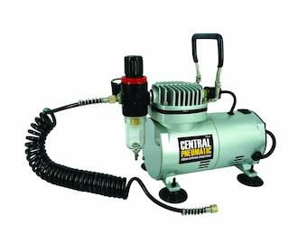 Airbrush Compressor - Central Pneumatic Air Compressor