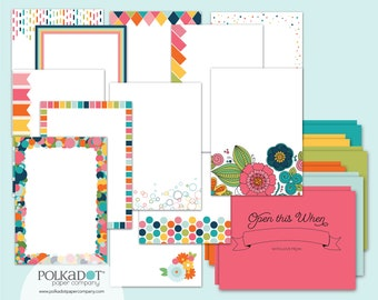 Open When Letter Stationery with Printed Envelopes: Open When Envelopes, Letters for Boyfriend, Long Distance Love Letters, Best Friend