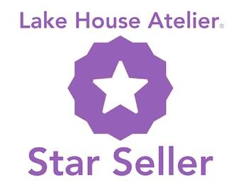 STAR SELLER Etsy Shop