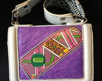 Back to the Future Hoverboard Handbag