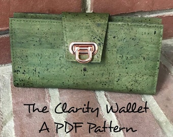 The Clarity Wallet - A PDF Pattern