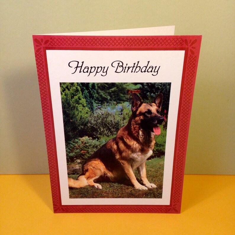 Auguri Di Matrimonio In Tedesco : Pastore tedesco compleanno carta buon compleanno cane card etsy