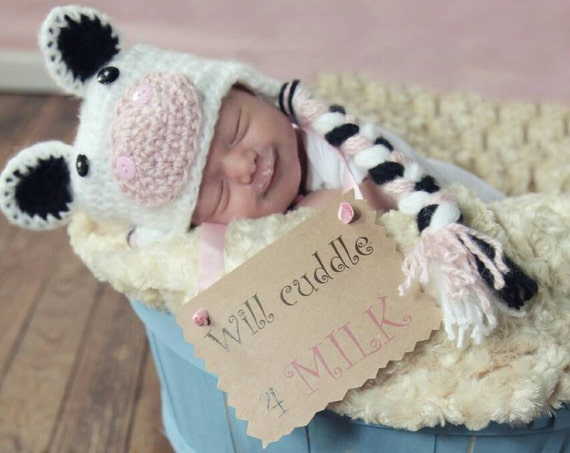 Baby Farm Animals, Baby Farm Birthday Baby Shower, Farm Animal Nursery, Baby Cowboy Cowgirl, Baby Calf, Newborn Farmer, Farm Animal Costume