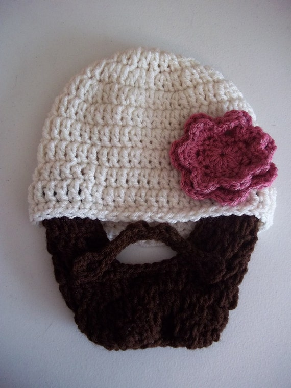 Camping First Birthday Girl, Wild One, Woodland First Birthday, Daddy's Little Girl, Baby Girl Beard Hat, Lumberjack Outfit