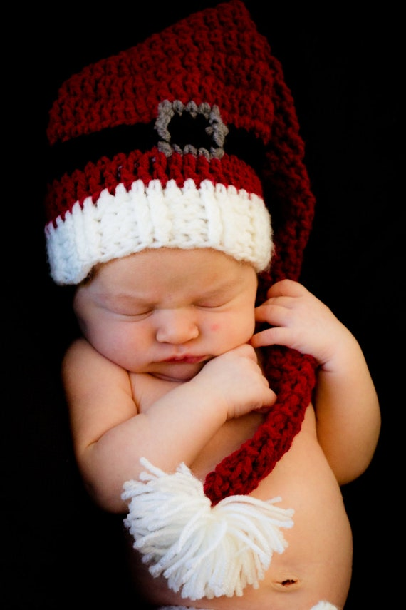 Baby Santa Hat, Baby Santa Costume, Baby Santa Outfit, Baby Santa Outfit Boy, Baby Santa Outfit Girl