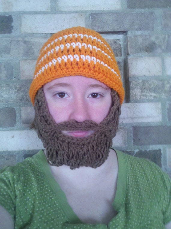 Beard Hat Adult, Beard Hat for Kids, Beard Beanie Adult, Beard Beanie for Toddler, Funny Gifts for Him, Funny Gifts for Men