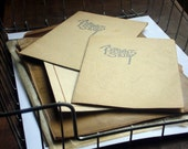 Antique Photograph Folders