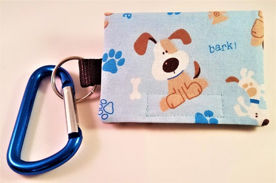 Bag Buddy - Poop Bag Holder / Dog Poop / Pet Waste Pouch / Leash Purse / Pet Mess / Pet Waste / Bag Holder