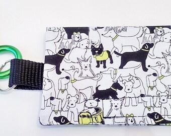 The Bag Buddy - Dog Mess Bag Pouch / Poop Bag Holder / Dog Poo Bag / Pet Leash Purse / Dog Waste Bag / Pet Mess / Pet Accessories / Handmade