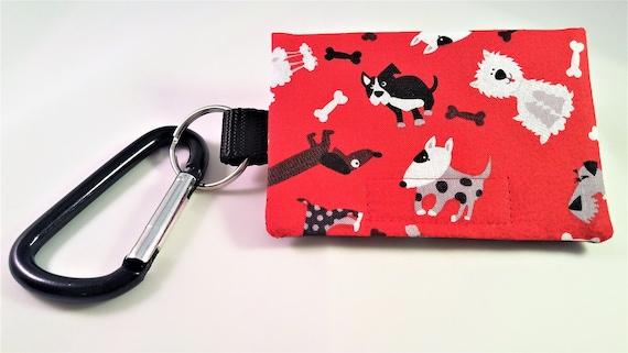 Bag Buddy - Dog Poo Bag Holder / Pet Waste / Dog Mess Carrier / Poo Bag Holder / Pet Lover / Gift Idea / Poop Bag Pouch