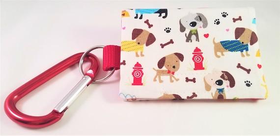 Bag Buddy - Dog Poop Bag Holder / Pet Waste / Poo Bag Carrier / Leash Pouch / Poo Bag Holder / Pet Lover / Gift Idea