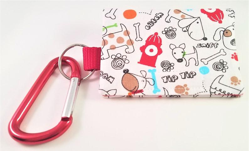 The Bag Buddy Dog Mess Bag Pouch  Poop Bag Holder  Leash Purse  Dog Waste Bag  Pet Mess  Pet Accessories  Handmade  Poo  Gift Idea