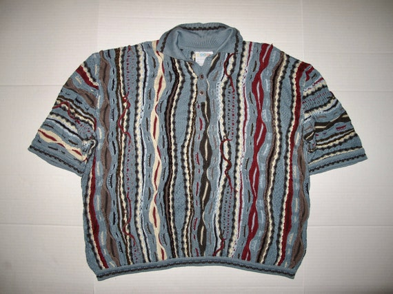 COOGI Australia Sweater XL, Mens Polo Coogi Pullov