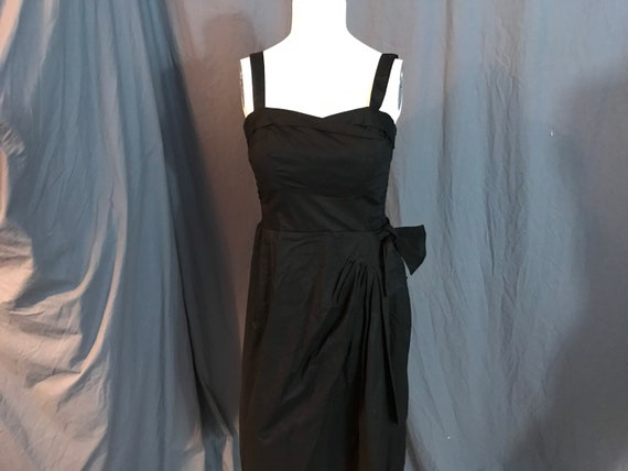 Trashy Diva black sarong dress 8