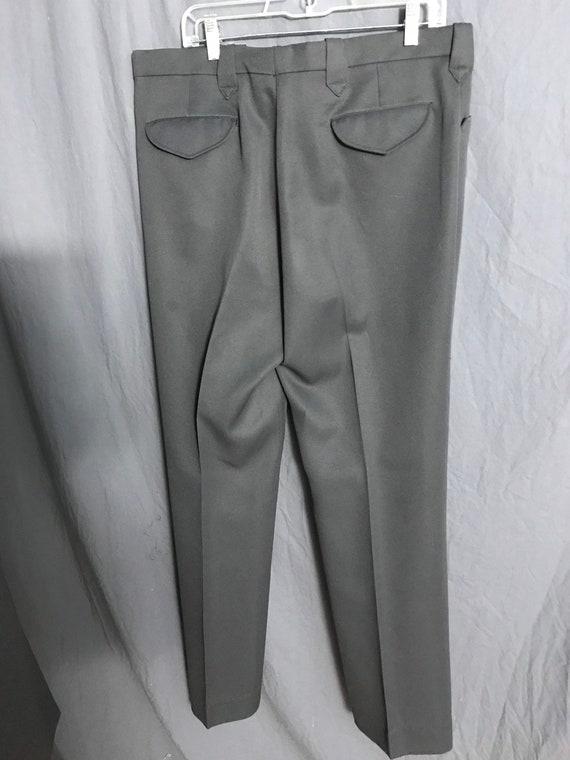 Vintage Farah 1970's gray western suit 44 R - image 7