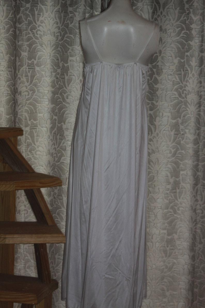 Vintage Vanity Fair Nightgown /& Robe Set Lingerie S