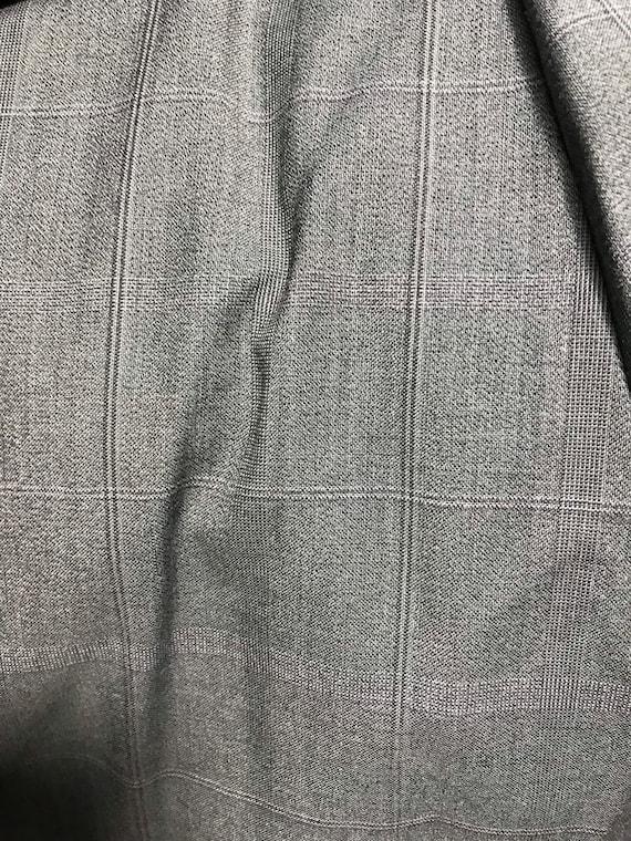 Vintage 1980's Pierre Cardin plaid pants 33 - image 5