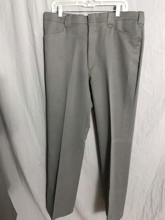 Vintage Farah 1970's gray western suit 44 R - image 8