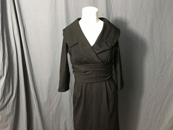 Vintage style Trashy Diva black Mansfield dress 4