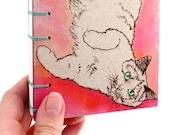 Pink Cat Journal - Lay Fl...