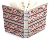 Lay Flat Journal - Flower...