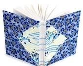 Blue Floral Journal - Han...