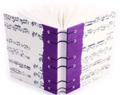Music Journal - handmade ...