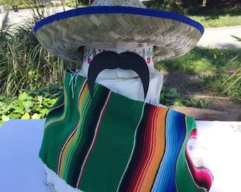 Fiesta Baby shower, Fiesta Diaper Cake, Cinco De Mayo Baby's shower, serape Decorations, Fiesta Decorations Baby Shower