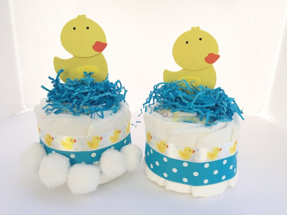 Duck Baby Shower Decorations Duck Table Decor Rubber Ducky Etsy